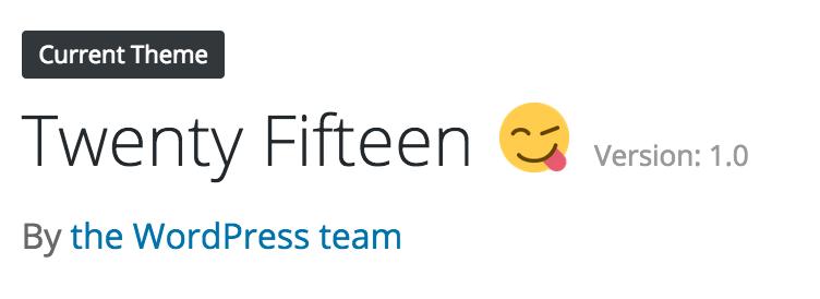 31242 (Global Emoji Support) – WordPress Trac