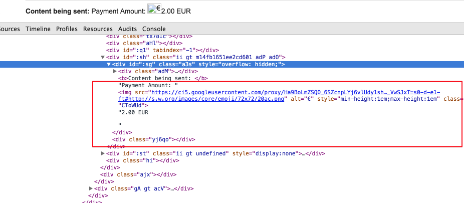 33787 Euro Hex Code Being Converted To Smiley Url Wordpress Trac